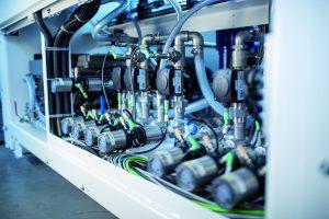 Modulare Plattform für individuelle Lösungen in Metall- und Kunststoffbearbeitung (Bildquelle: Bürkert)