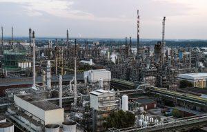 Werksgelände der BASF in Ludwigshafen (Bildquelle: BASF)