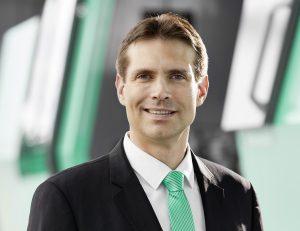 Frédéric Vandecandelaere leitet seit dem 1. April 2019 die Arburg Tochtergesellschaft in Frankreich. (Bildquelle: Arburg)
