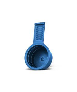 Die Schutzelemente aus Recyclingmaterial sind zu 100 Prozent wiederverwertbar und bieten die gewohnte Qualität. (Bildquelle: Pöppelmann)