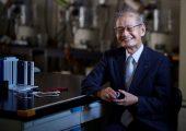 Asahi Kasei Honorary Fellow Dr. Akira Yoshino ist vom EPA für den Europäischen Erfinderpreis 2019 ausgewählt. (Bildquelle: Asahi Kasei)