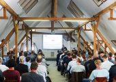 Mehr als 80 Teilnehmer kamen zur Fachtagung 'PUR-Forum' Mitte April im Kunststoff-Zentrum in Leipzig (KUZ) zusammen. (Bildquelle: Kunststoff-Zentrum in Leipzig)