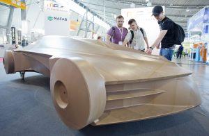 """Werkzeug-, Modell- und Formenbau """"zum Anfassen"""" auf der Moulding Expo"""