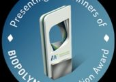 Die Biopolymer Innovation Awards werden erstmalig beim Biopolymer-Kongress in Halle (Saale) verliehen. (Bildquelle: Polykum)