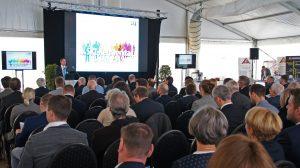 Der SKZ Netzwerktag hat sich inzwischen fest als Plattform für Technologietransfer und Kooperationen etabliert. (Bildquelle: SKZ)