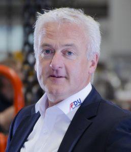 Andreas Kißler ist Geschäftsführer der FDU Hotrunner. (Bildquelle: FDU Hotrunner)