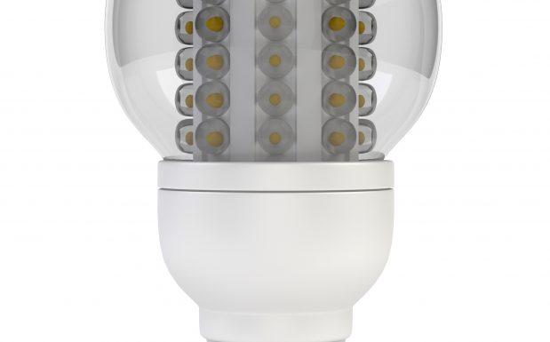 Auch bei LED beschädigt eine Überhitzung das Leuchtmittel, so das eine Ableitung der Wärme dringend erforderlich ist. (Bildquelle: Quarzwerke)