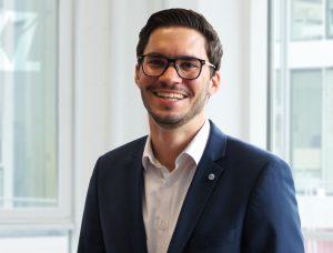 Matthias Ruff ist neuer Vertriebsleiter am SKZ. (Bildquelle: SKZ)