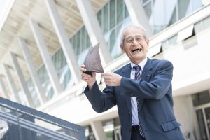 Dr. Akira Yoshino erhiet den European Inventor Award 2019.