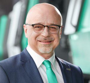 Dr. Christoph Schumacher, leitet Unternehmenskommunikation, Marketing und Werbung bei Arburg. (Bildquelle: Arburg)
