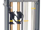 Nachrüstung für zwei Durchflusskreise (Bildquelle: Wittmann)