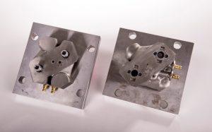 Das neue und optimierte 3D-gedruckte Werkzeug hat stark verkleinerte Bauteilabmessungen. (Bildquelle: Toolcraft)