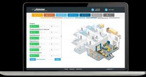 Der Online-Lastenheft-Generator führt Schritt für Schritt durch den gesamten Prozess (Bildquelle: Abas)