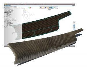 Texturen für 3D-Druck-Bauteile (Bildquelle: AI)