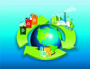 Um die Ressourcen der Erde  zu schonen, ist eine weltweite,  internationale Kooperation nötig. (Bildquelle: yokie – stock.adobe.com)
