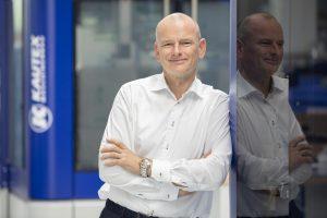 Andreas Lichtenauer,  Managing Partner, Kautex Maschinenbau