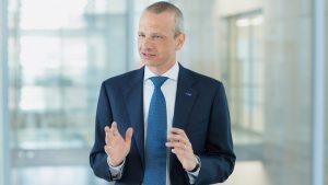 Dr. Markus Kamieth, Mitglied des Vorstands der BASF. (Bildquelle: BASF)