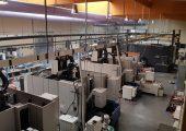 Das international tätige Unternehmen Comep produziert jährlich rund 4.000 PET-Blasformen. (Bildquelle: Sidel)