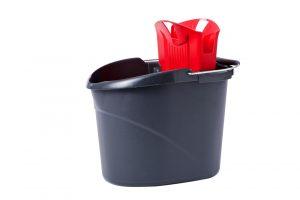 Auch Endverbraucherprodukte gibt es aus Recyclingkunststoff.