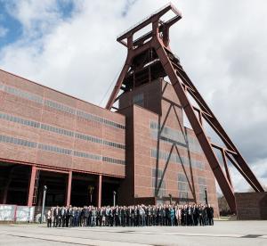 Anwendertreffen 2019 in der Zeche Zollverein Essen.