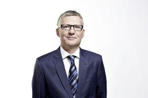 Manfred Hackl, CEO der Erema (Bildquelle: VDMA)
