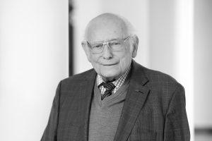 Günter Schwank ist im Alter von 88 Jahren verstorben. (Bildquelle: Pro-K)