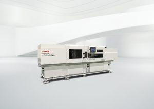 Spritzgießmaschine speziell für den medizintechnischen und pharmazeutischen Markt (Bildquelle: Fanuc)