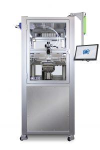 Der neue LAM-Drucker hat in Praxistests bereits seine Zuverlässigkeit im Dauerbetrieb bewiesen. (Bildquelle: German Reprap)