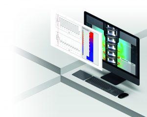 Für die Kunststoff-Direktverschraubung wird die Schraube zuerst digital errechnet. (Bildquelle: Ejot)