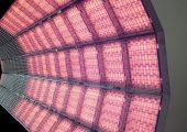 Die modularen Größen der Strahler ermöglichen individuell geregelte Heizzonen unterschiedlicher Größen nach Bedarf. (Bildquelle: Krelus)
