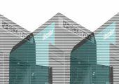 Der Kunststofffolien-Zerkleinerer zerkleinert anspruchsvolle Kunststoffmaterialien zuverlässig. (Bildquelle: Vecoplan)
