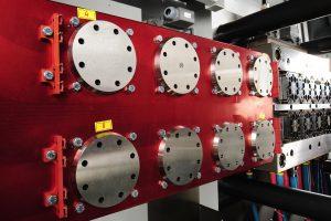 Die modulare Konstruktion der Anlage sorgt für Flexibilität. (Bildquelle: Hekuma)