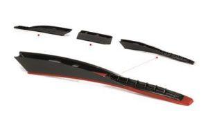 Neben der Haftung zu polaren Thermoplasten verfügt das Compound über eine hohe Fließfähigkeit, was das Füllen von komplexen Bauteilgeometrien ermöglicht. (Bildquelle: Kraiburg TPE)
