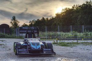 Das Rennteam fährt gut mit den neuen Batteriewerkstoffen. (Bildquelle: Covestro)
