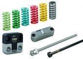 Der Normalienanbieter zeigt sein umfangreiches Sortiment für Spritzgieß- und Druckgusswerkzeuge. (Bildquelle: Strack Norma)