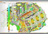 Intelligente 3D-Modelle ermöglichen die papierlose Fertigung und vermeiden die oftmals auftretenden Unterschiede zwischen den 3D- und 2D-Daten. (Bildquelle: CT)
