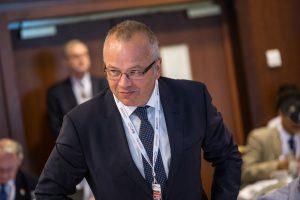 Dr. Ing. Roland Böcking ist neues Mitglied des Board of Directors des IIW. (Bildquelle: DVS)