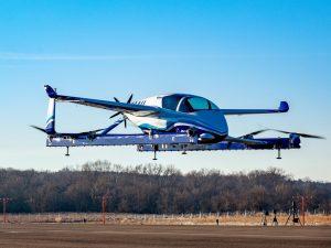 Boeing testete Anfang 2019 den Prototypen eines autonomen Flugtaxis. Diese Flugtaxis könnten in den USA bereits 2023 zum Einsatz kommen. (Bildquelle: Boeing)