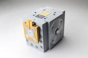 Neue Schmelzepumpe für die Kunststoff- und Elastomerverarbeitung (Bildquelle: Maag)