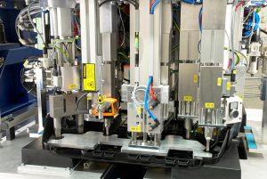 Neues Softwarepaket erleichtert die Funktionsintegration beim Ultraschallschweißen. (Bildquelle: Herrmann Ultraschall)