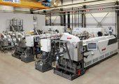 Diverse Processing-Units in einer der Produktionshallen des Unternehmens (Bildquelle: Gneuß)