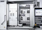 Das GMP-gerechte Layout des Formbereichs schützt vor Staubpartikeln und gewährleistet eine kontaminations-freie Produktion für die Hersteller medizinischer Produkte. (Bildquelle: Sumitomo Demag)