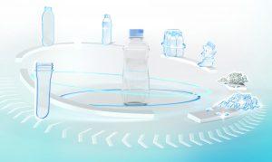 Das Unternehmen zeigt Lösungen für einen geschlossenen Kunststoff-Kreislauf. (Bildquelle: Krones)