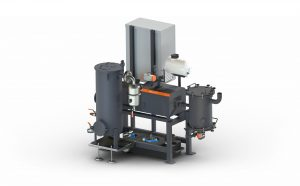 Die neue Generation von Vakuumsystemen für die Extruderentgasung ist bereit für Industrie 4.0. (Bildquelle: Busch)