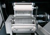 Optimierte Schneidwerkzeuge ermöglichen sehr gute Schneidergebnisse. (Bildquelle: Coperion)