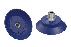 Sauggreifer für schnelle Pick-and-Place-Anwendungen von Werkstücken mit glatter Oberfläche (Bildquelle: Schmalz)