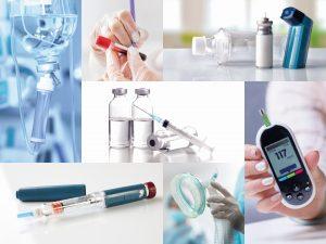 Die TPE erfüllen die neue VDI-Richtlinie 2017, die erstmals das grundlegende Eigenschaftsprofil von Medical Grade Plastics für Medizinalprodukte regelt. (Bildquelle: Kraiburg)