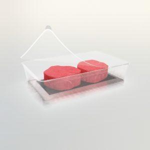 Das neue Material ist eine praktikable und nachhaltigere Alternative zu Einwegverpackungen für Fleisch und Milchprodukte. (Bildquelle: Borealis)