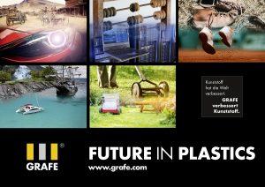 Bei der Diskussion um die Nachteile von Kunststoff ist es notwendig, die Vorteile nicht aus den Augen zu verlieren. (Bildquelle: Grafe)