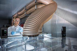 BASF liefert Kathodenmaterialien und besitzt weltweit Forschungs- und Entwicklungsstandorte. (Bildquelle: BASF)